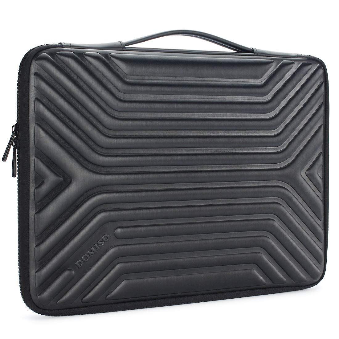 DOMISO 15.6 Inch Shockproof Waterproof Laptop Sleeve with Handle