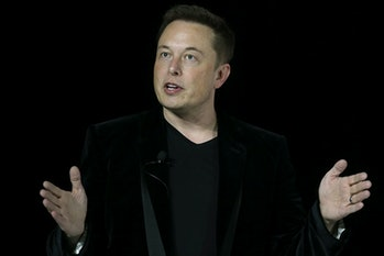 Elon Musk has a big task ahead of him to meet Model 3 demands.