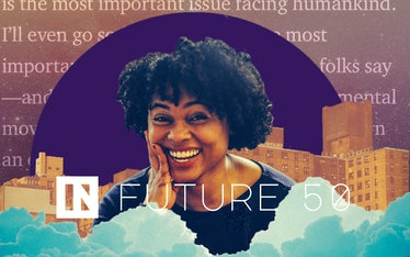 Mary Annaïse Heglar is a member of the Inverse Future 50.