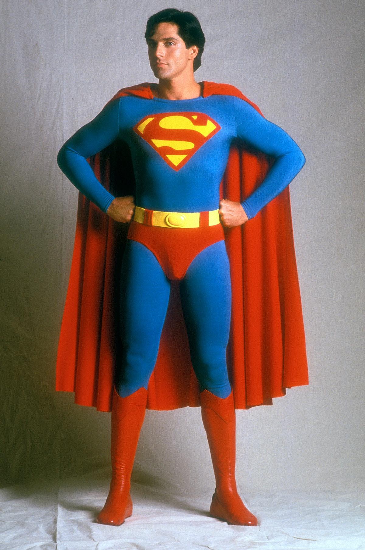 Superboy Gerard Christopher