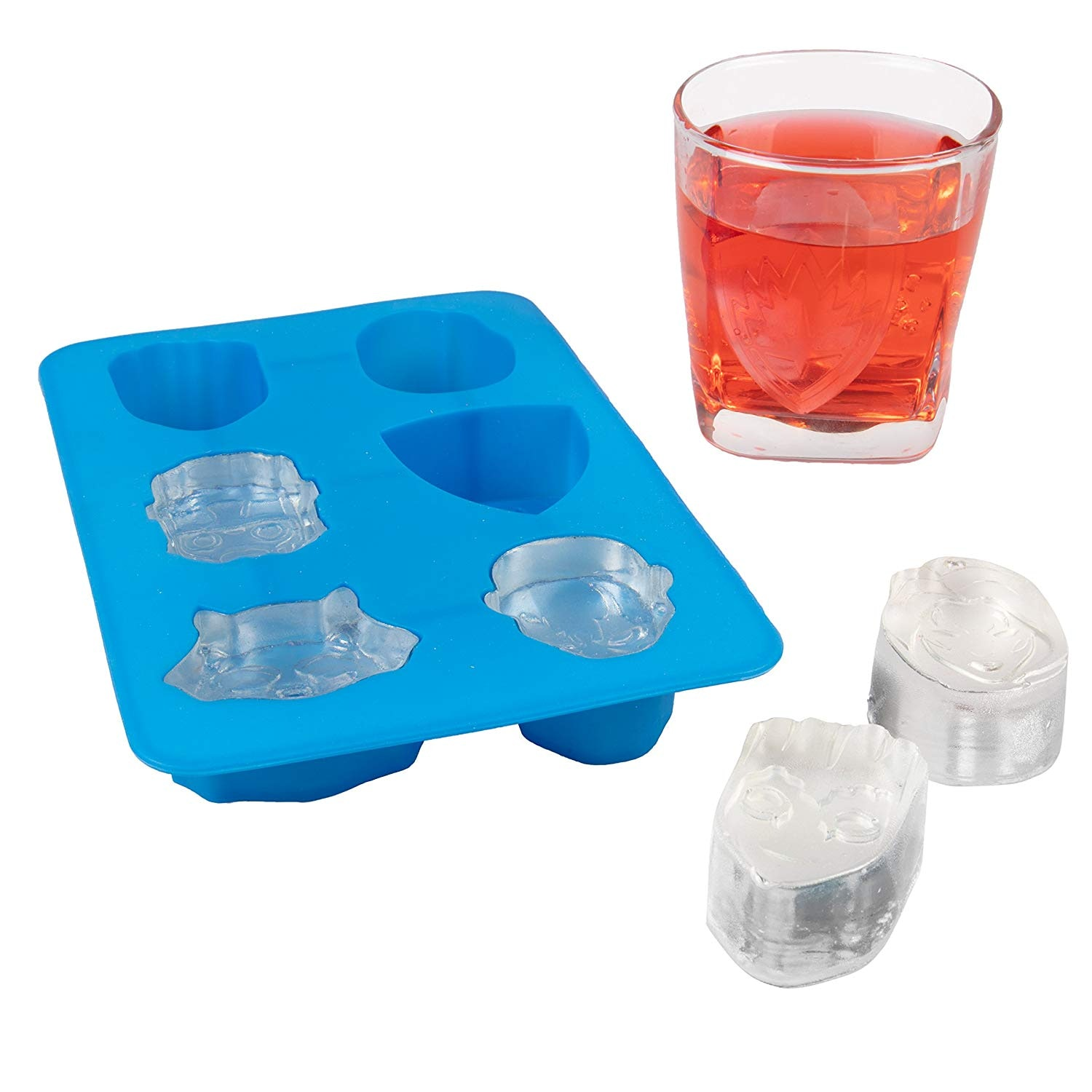 Guardians of the Galaxy Silicone Ice Cube Tray