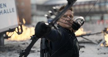 Hawkeye Captain America Civil War