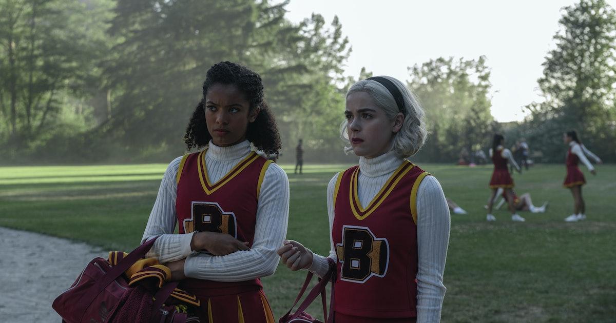 'Sabrina' Season 3 trailer reveals hell's surprising new queen