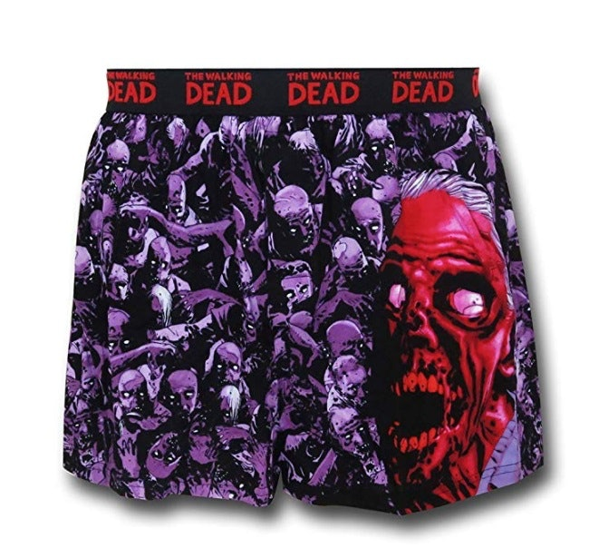 Walking Dead Zombie Herd Boxer