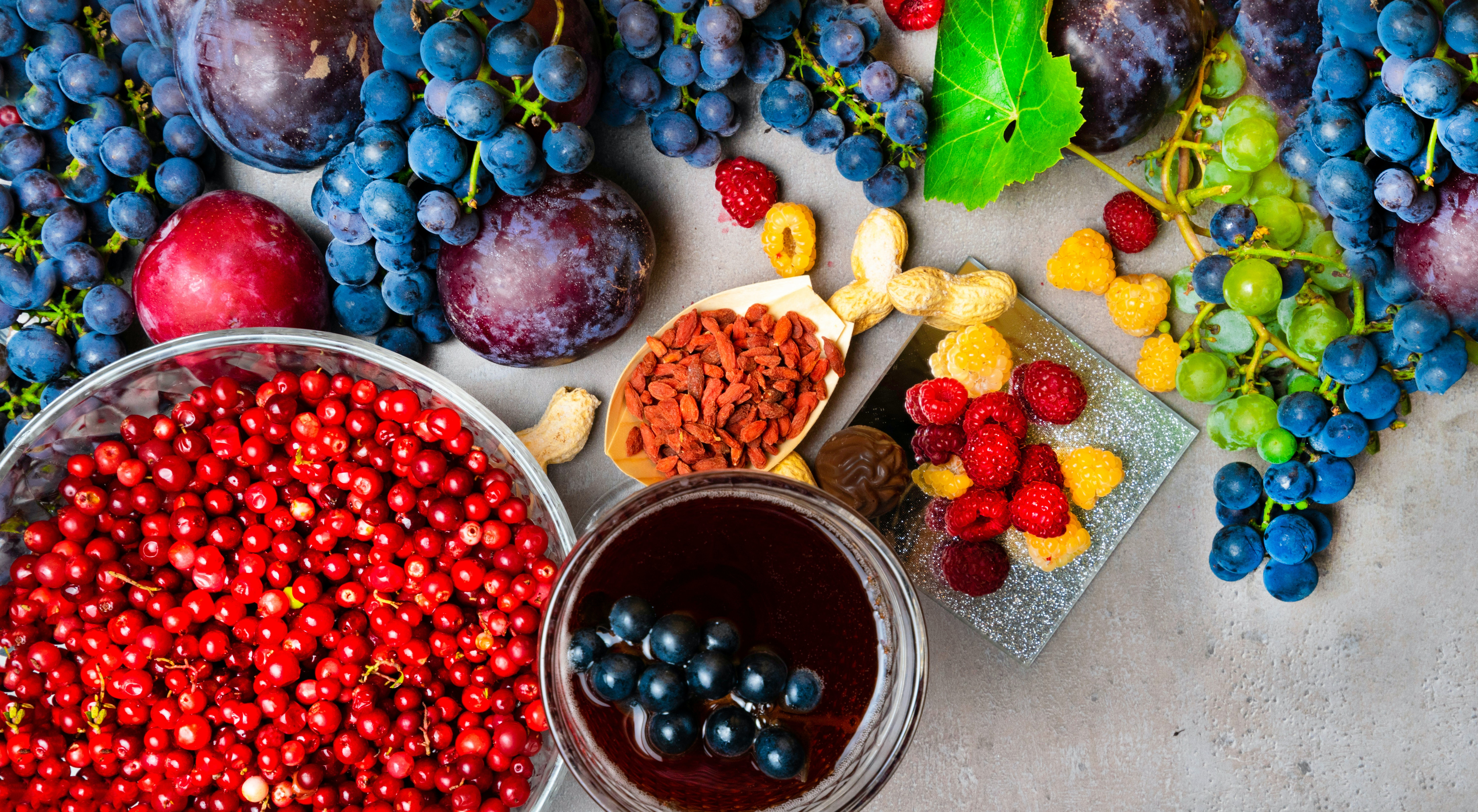One Type Of Food Could Help Reverse Aging Thanks To Resveratrol