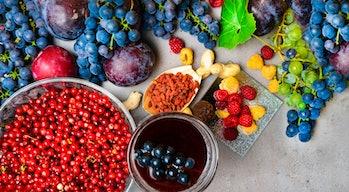 resveratrol rich food