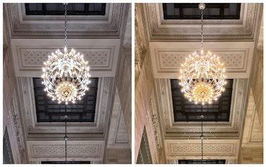 Pixel 4 low-light comparisons