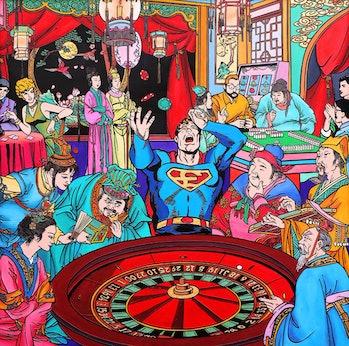 One Night in Macau by Jacky Tsai
