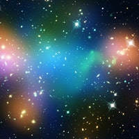 Scientists Learn Dark Matter Might Be Smoother Than We Once Thought