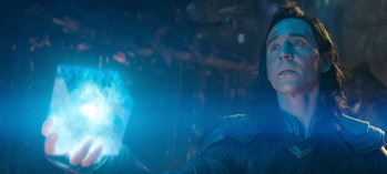 Loki gives Thanos the Space Stone during 'Avengers: Infinity War' but will he live long enough to re...