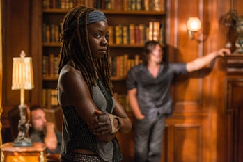 Danai Gurira as Michonne on 'The Walking Dead'