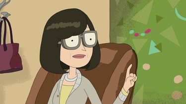 """Susan Sarandon voices Dr. Wong in the """"Pickle Rick"""" episode of 'Rick and Morty'."""