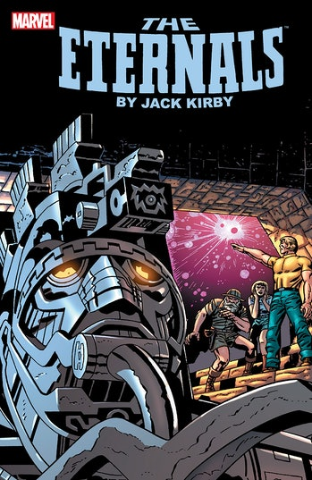 The Eternals Marvel Jack Kirby