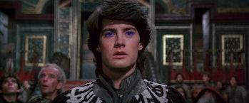 Kyle Maclachlan in David Lynch's 'Dune'