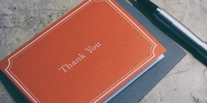 Are Thank-You Notes a Job Hunting Necessity? What We Can Make of the Fury