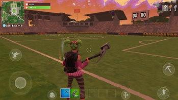 The new soccer stadium in 'Fortnite: Battle Royale' looks pretty legit.