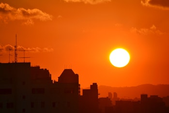 heat island effect climate change costs urban cities
