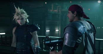 ff7 remake traile game awards