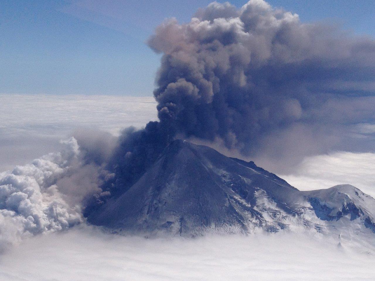 Alaska's Pavlof Volcano: NASA's View from Space