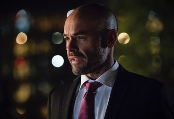 Quentin Lance Arrow Season 6