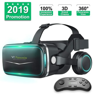 Pansonite VR headset with controller (2019 version)