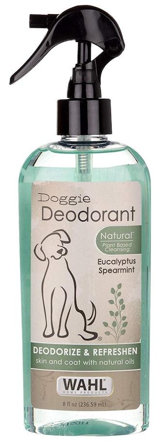 WAHL Dog/Pet Deodorant Spray, Eucalyptus and Spearmint
