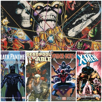 Marvel 2018