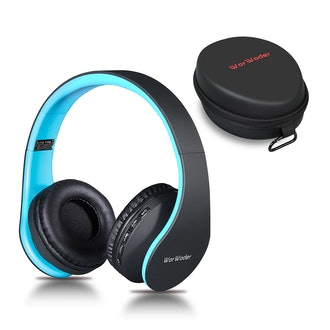 WorWoder Over Ear Bluetooth Headphones