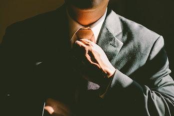 male boss