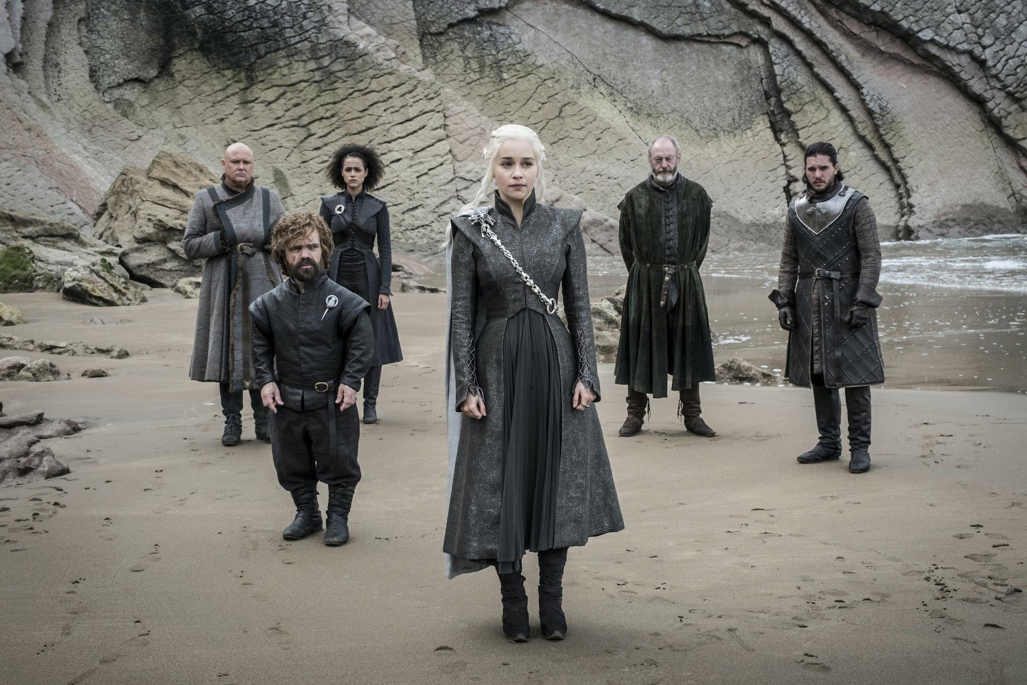 Game of Thrones HBO Season 8