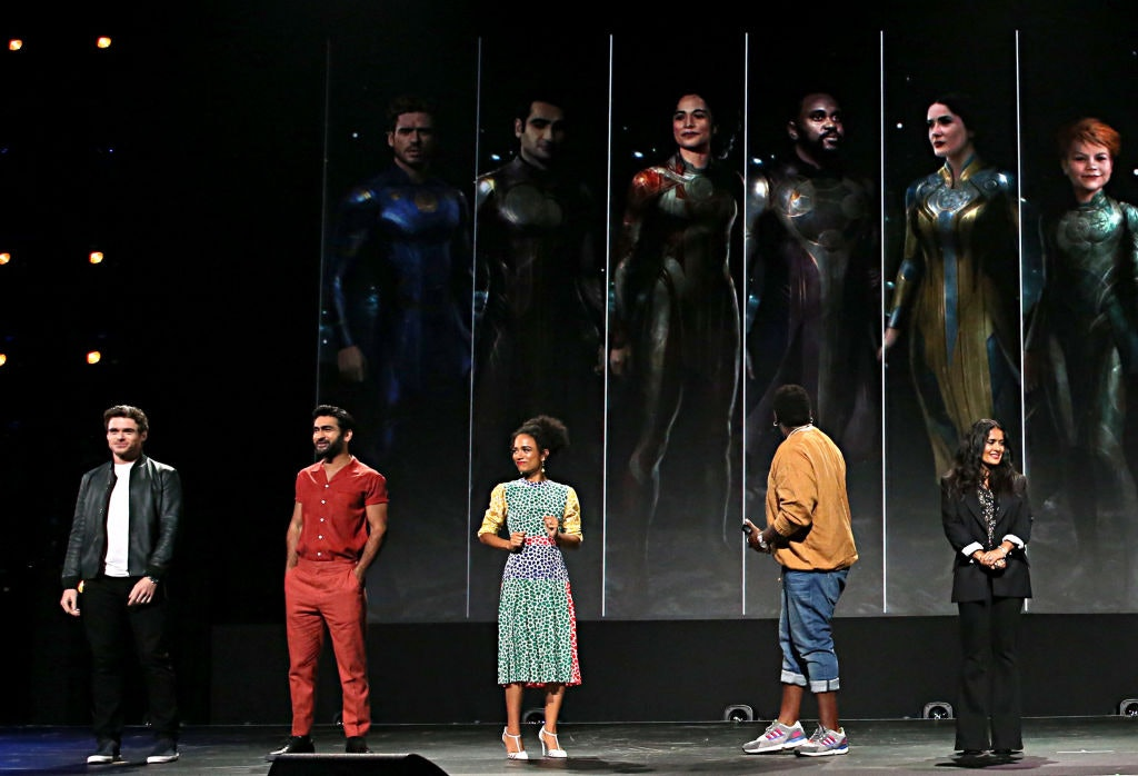 Marvel The Eternals Costumes