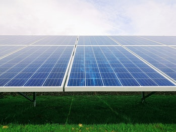 Solar panels could do with a coffee boost.