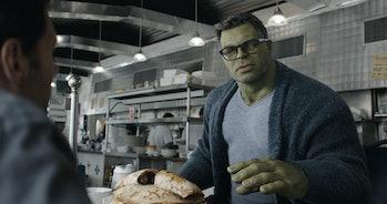 avengers endgame smart hulk