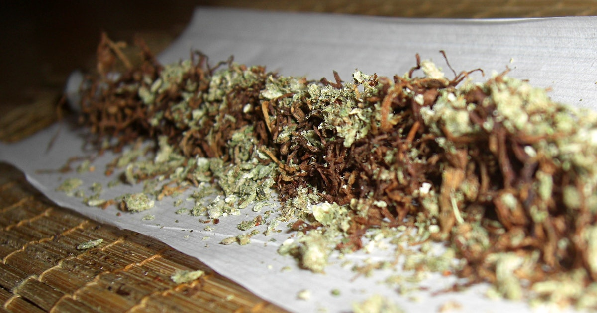How to Make Spliff: The Complete Guide