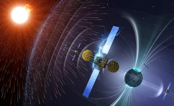 esa proba v space radiation