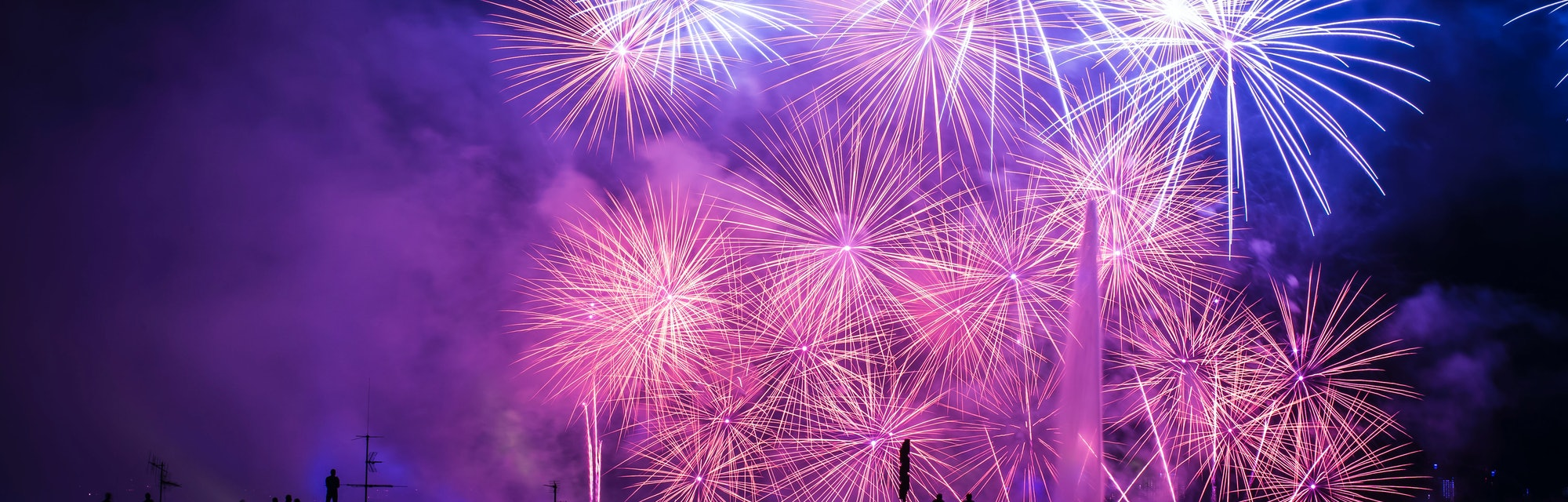 Why Blue Fireworks Are Hard To Make According To Science