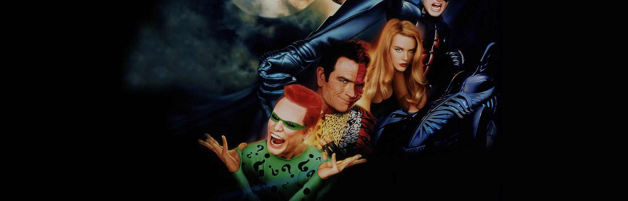 Retro Game Replay Batman Forever 1995