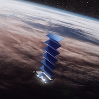 SpaceX's ultra-bright Starlink satellites took astronomers by surprise