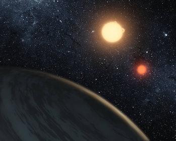 Kepler 16-b