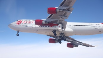 Virgin Orbit's LauncherOne.