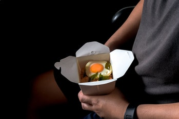 Even compostable takeout containers may not be as green as we thought.