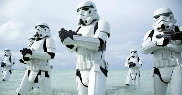 Star Wars Stormtrooper Rogue CASCO ONE