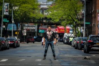 The Punisher Frank Castle Jon Bernthal