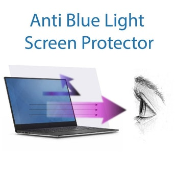 Anti-blue light screen protector will help you sleep even if you watch movies in bed