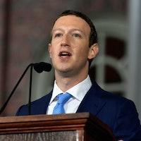 "Zuckerberg Harvard Speech on ""The Struggle of Our Time"""