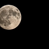 "Is Tonight's Full ""Beaver Moon"" a Super Moon? It's a Mere 226,179 Miles Away"