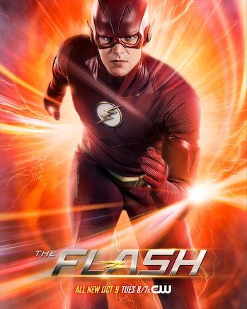 'The Flash' Season 5 Costume
