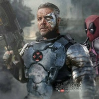 Russell Crowe Asked Deadpool's Creator to Let Him Play Cable