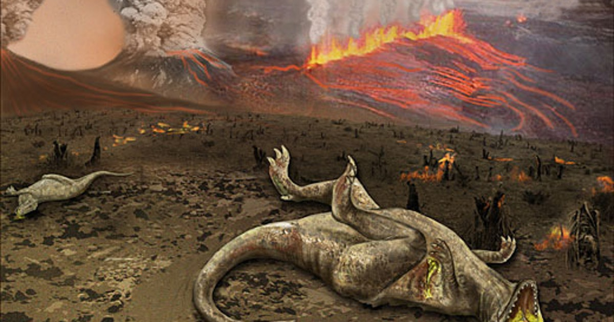 New theory explains how life arose after the dinosaurs went extinct