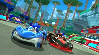 Sonic Racing.